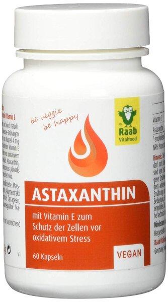 Astaxathin von Raab Vitalfood