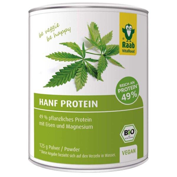 Hanf Protein von Raab Vitalfood