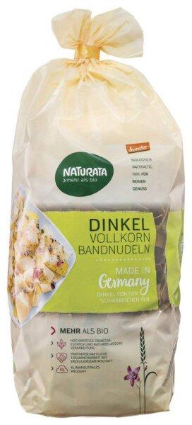 Naturata Dinkel Vollkorn Bandnudeln