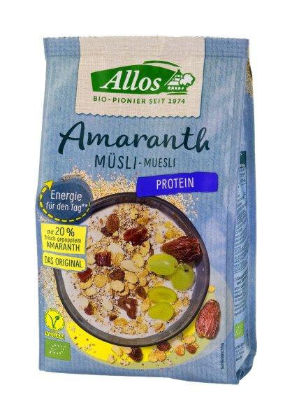 Allos Amaranth Protein Müsli