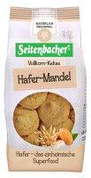 Seitenbacher Vollkorn-Kekse Hafer Mandel