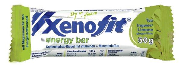 Xenofit Energy Bar Ingwer Limone