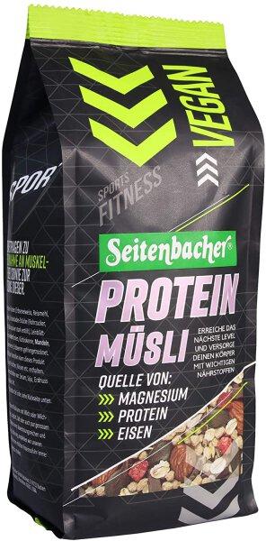 Seitenbacher Vegan Protein Müsli