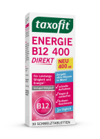 Taxofit Energie B12  Direkt 400