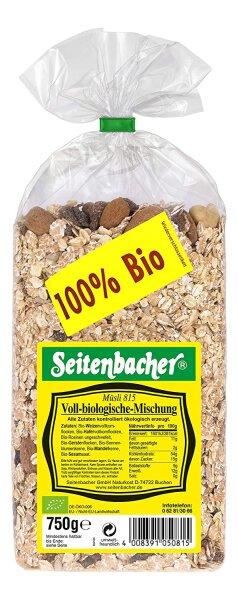 Seitenbacher Voll-biologische-Mischung