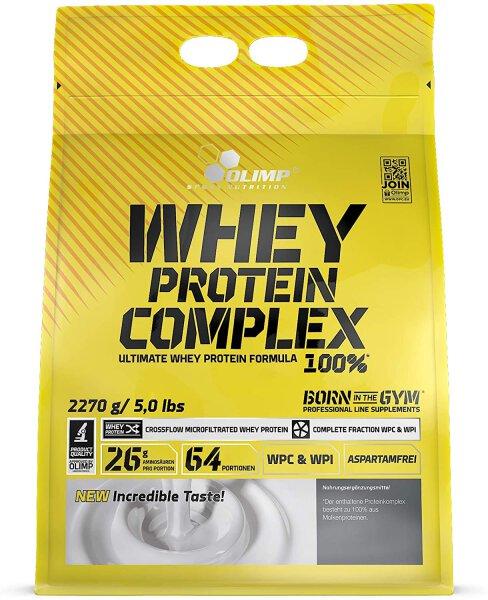 Whey Protein Complex 100% 2,270 kg