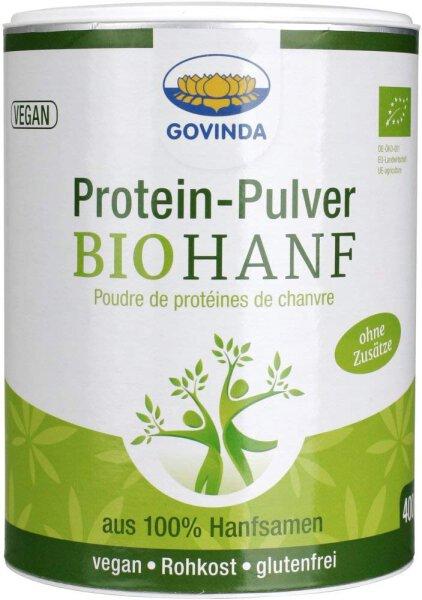 Govinda Hanf Bio  Proteinpulver