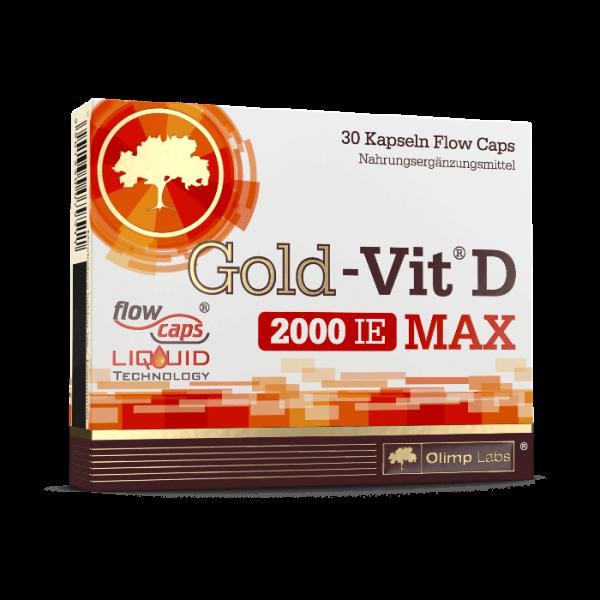 Olimp Gold Vitamin D 2000