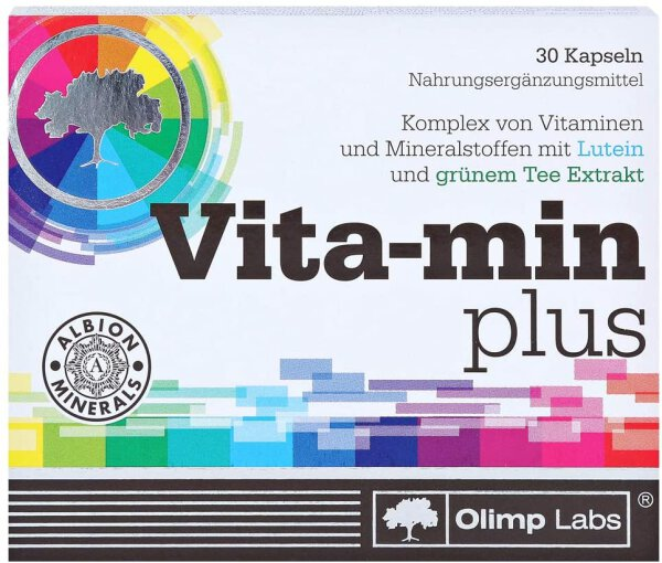 Olimp Vita-min plus