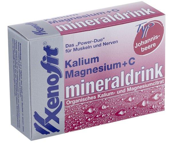 Xenofit Kalium, Magnesium + Vitamin C