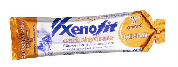 Xenofit Carbohydrate Gel Drink Orange