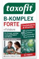 Taxofit Vitamint B-Komplex Forte