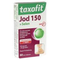 Taxofit Jod 150 +Selen
