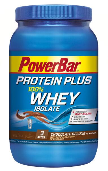 PowerBar Protein Plus 100% Whey Isolate