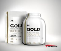 FA Whey Protein Isolate Gold