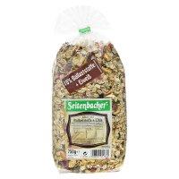 Seitenbacher Müsli Ballaststoff Mischung und...
