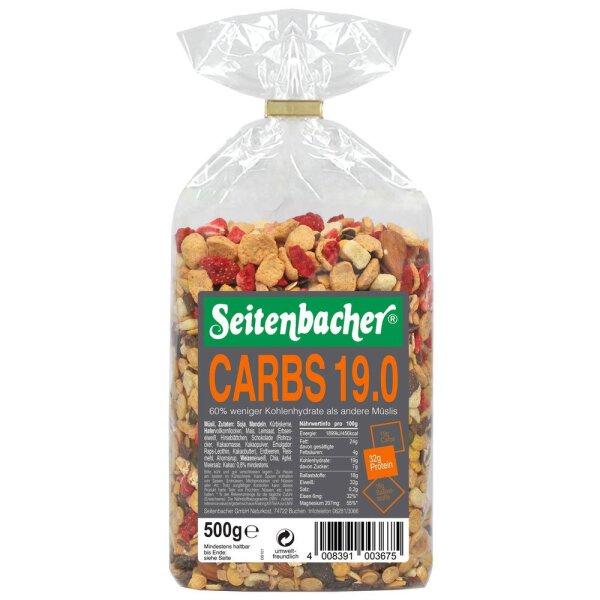 Seitenbacher Müsli Carbs19.0