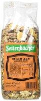 Seitenbacher Müsli 446 geröstet mit Schoko