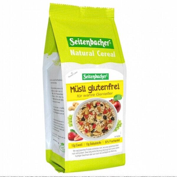 Seitenbacher Gluten freies  Müsli,