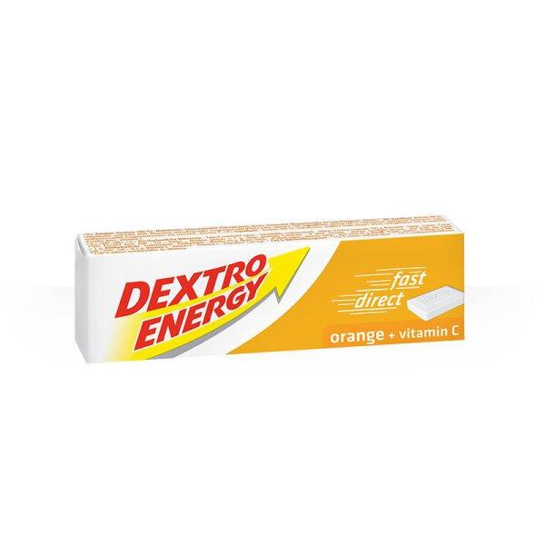 Dextro Energy Täfelchen mit Vitamin C